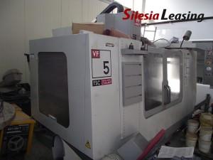 CENTRUM FREZARSKIE CNC HAAS
