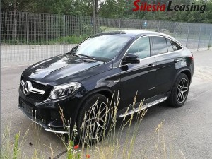 Mercedes GLE Coupe 400 4MATIC
