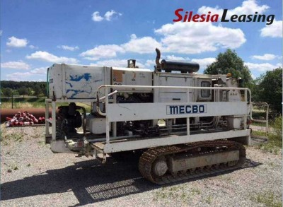 Pompa do betonu Mecbo Cartrack