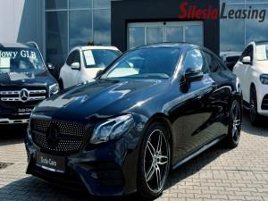 Mercedes-Benz E 300 Coupe