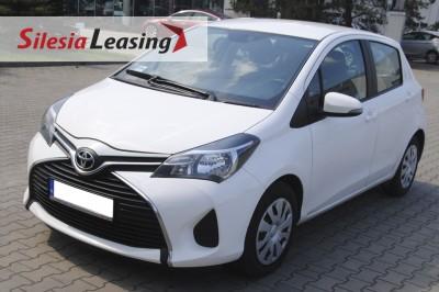 Toyota Yaris 2015 r. 1.3B+LPG 100 KM